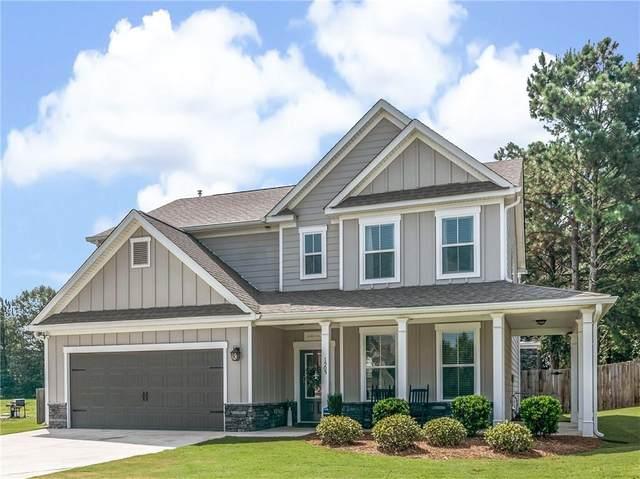 1505 Maddox Lane, Monroe, GA 30656 (MLS #6942965) :: The Hinsons - Mike Hinson & Harriet Hinson