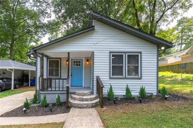 3215 Zion Street, Scottdale, GA 30079 (MLS #6942992) :: Good Living Real Estate