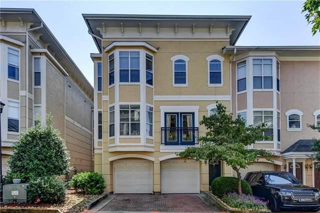 375 Highland Avenue NE #1009, Atlanta, GA 30312 (MLS #6943073) :: Kennesaw Life Real Estate