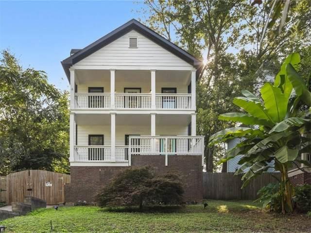409 Oliver Street NW, Atlanta, GA 30314 (MLS #6943092) :: Virtual Properties Realty