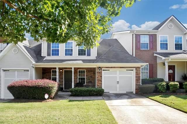 140 City Park Drive, Mcdonough, GA 30252 (MLS #6943107) :: North Atlanta Home Team
