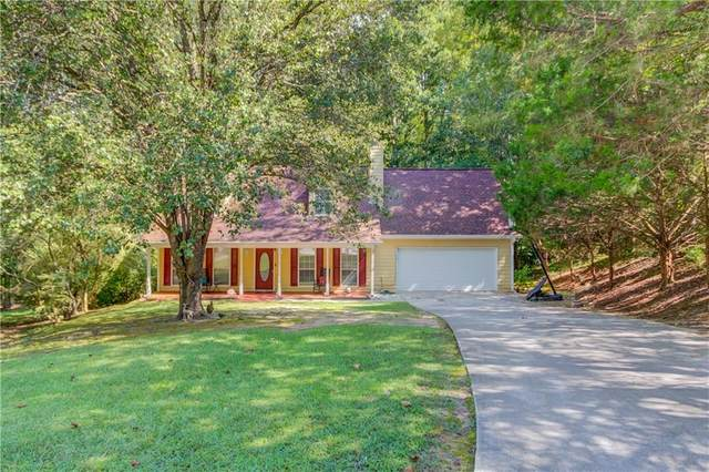 2337 Rock Mill Lane, Conyers, GA 30013 (MLS #6943120) :: The Hinsons - Mike Hinson & Harriet Hinson