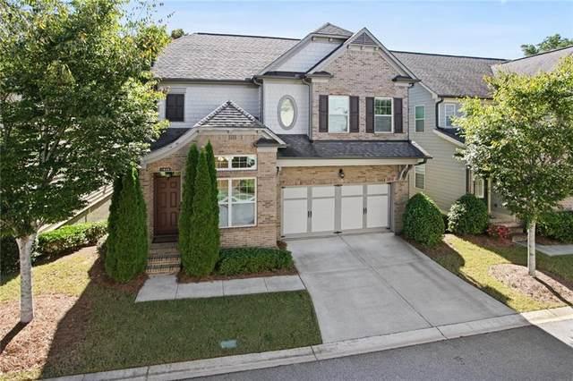 7845 Highland Bluff, Atlanta, GA 30328 (MLS #6943132) :: Scott Fine Homes at Keller Williams First Atlanta