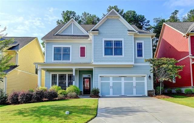 456 Suwanee Park Terrace, Suwanee, GA 30024 (MLS #6943150) :: North Atlanta Home Team