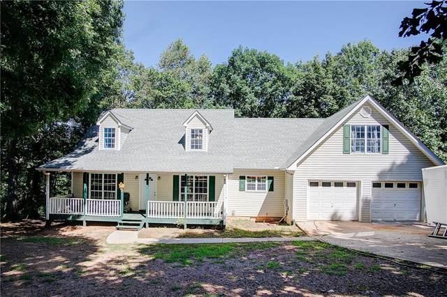3128 Big Ridge Road, Talking Rock, GA 30175 (MLS #6943159) :: 515 Life Real Estate Company