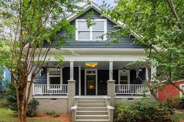 483 Waldo Street SE, Atlanta, GA 30312 (MLS #6943178) :: Atlanta Communities Real Estate Brokerage