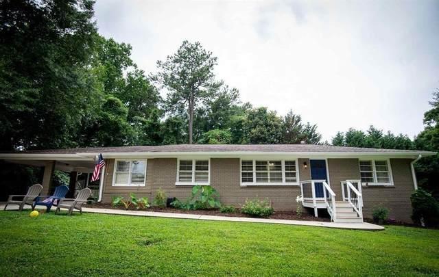 4950 Glaze Drive, Dunwoody, GA 30360 (MLS #6943223) :: North Atlanta Home Team