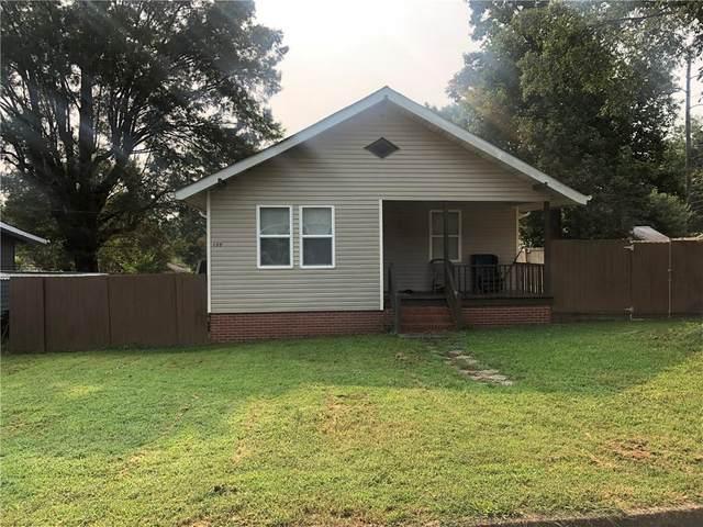 125 Third Street, Shannon, GA 30172 (MLS #6943234) :: North Atlanta Home Team
