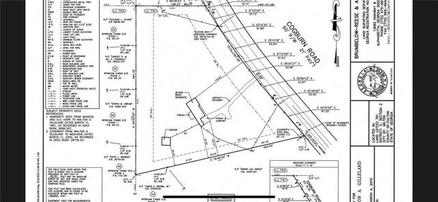14260 Cogburn Road, Alpharetta, GA 30004 (MLS #6943238) :: RE/MAX Prestige