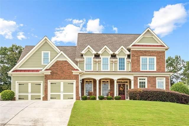 623 Richmond Place, Loganville, GA 30052 (MLS #6943242) :: The Hinsons - Mike Hinson & Harriet Hinson