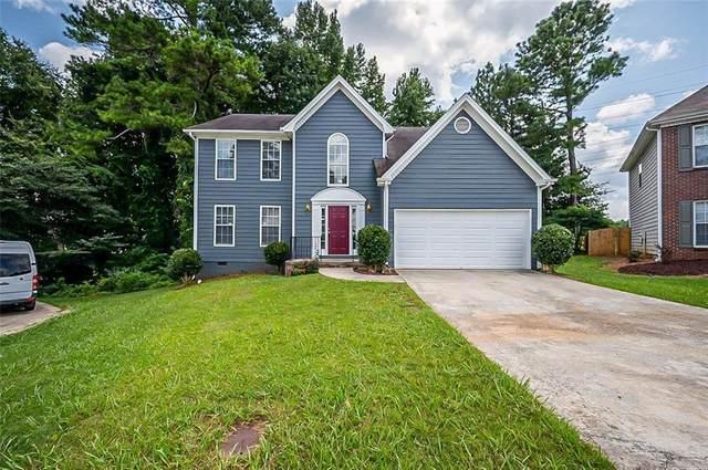 4310 Hopkins Run Drive, Duluth, GA 30096 (MLS #6943248) :: North Atlanta Home Team