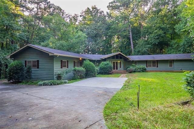 607 Chanterella Road SW, Lilburn, GA 30047 (MLS #6943249) :: North Atlanta Home Team