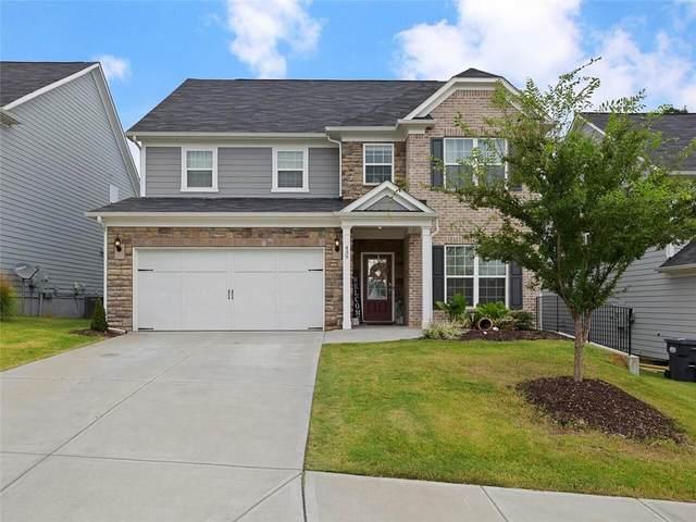 439 Timberleaf Road, Holly Springs, GA 30115 (MLS #6943260) :: North Atlanta Home Team