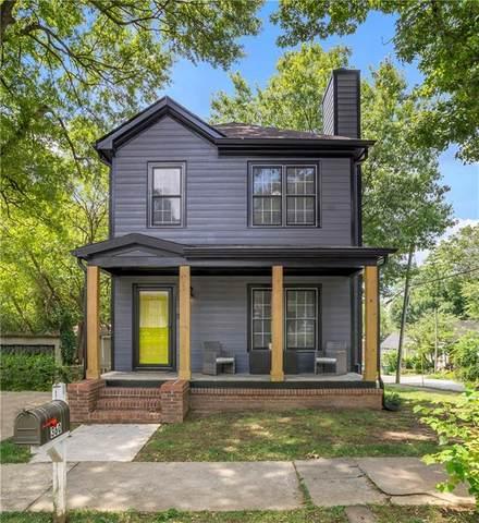 360 Arthur Street SW, Atlanta, GA 30310 (MLS #6943263) :: North Atlanta Home Team
