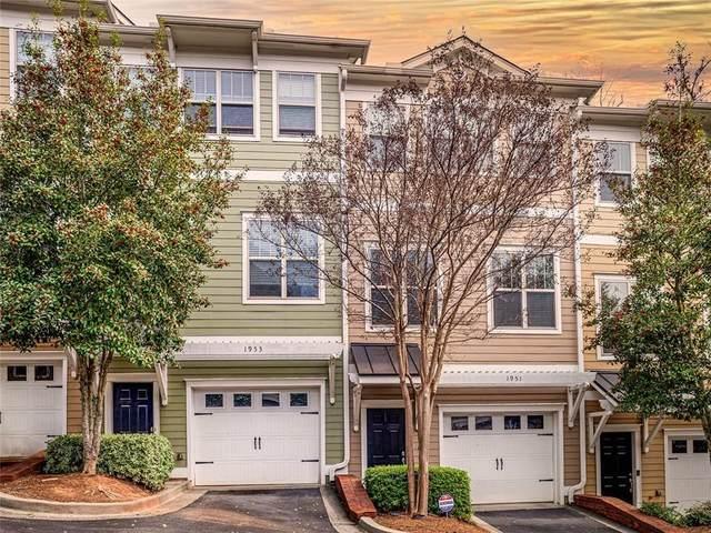 1953 Sterling Oaks Circle NE, Brookhaven, GA 30319 (MLS #6943269) :: Good Living Real Estate