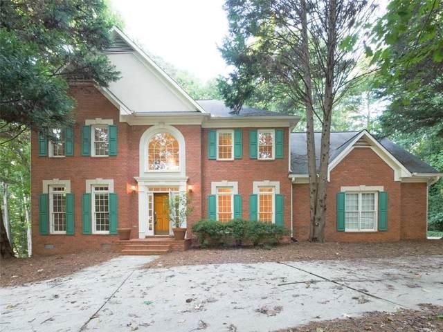 145 Lakeland Circle, Fayetteville, GA 30215 (MLS #6943294) :: North Atlanta Home Team
