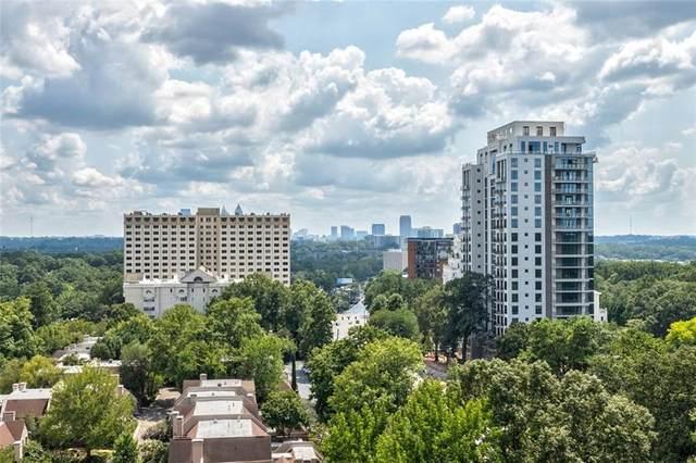 2575 Peachtree Road NE 16C, Atlanta, GA 30305 (MLS #6943303) :: Atlanta Communities Real Estate Brokerage