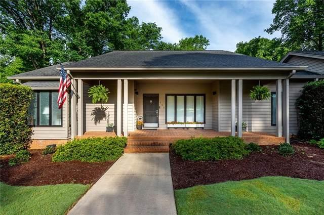 145 Woodlake Drive, Gainesville, GA 30506 (MLS #6943311) :: North Atlanta Home Team