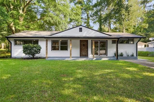 3124 Brook Drive, Decatur, GA 30033 (MLS #6943315) :: North Atlanta Home Team