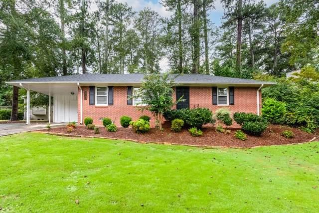 201 Yancy Drive SE, Marietta, GA 30067 (MLS #6943344) :: North Atlanta Home Team