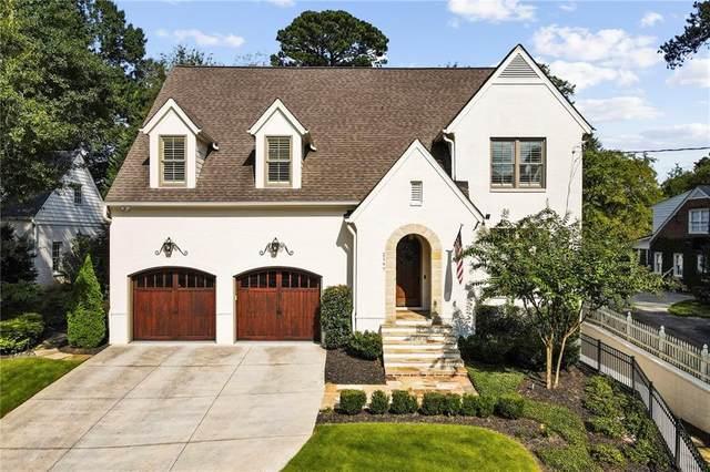 2197 Howell Mill Road NW, Atlanta, GA 30318 (MLS #6943351) :: North Atlanta Home Team