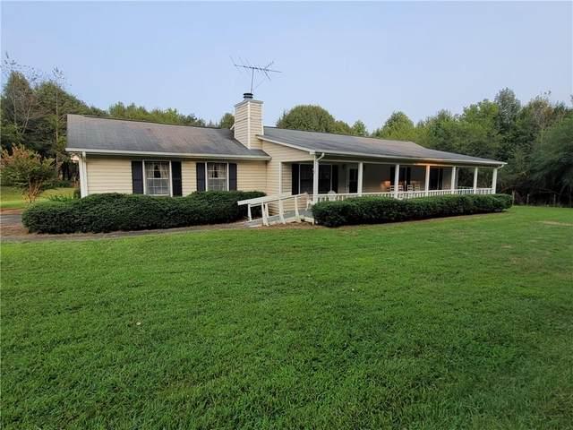 6624 Shoal Creek Road, Clermont, GA 30527 (MLS #6943397) :: RE/MAX Prestige