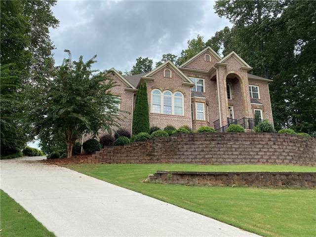 7242 Creekside Way, Jefferson, GA 30549 (MLS #6943398) :: Good Living Real Estate