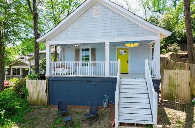 711 United Avenue SE, Atlanta, GA 30312 (MLS #6943405) :: Atlanta Communities Real Estate Brokerage