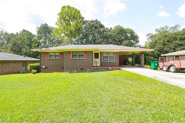 918 Parkstone Drive, Stone Mountain, GA 30083 (MLS #6943437) :: North Atlanta Home Team