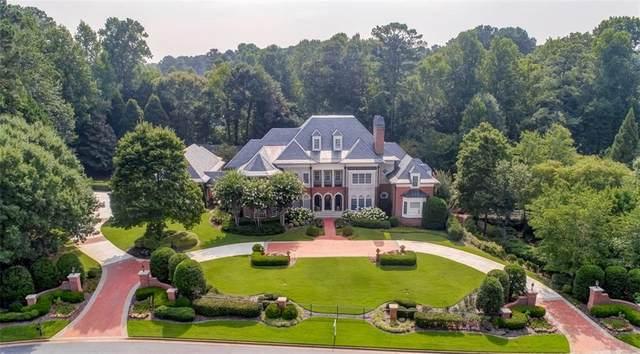 2804 Spreading Oaks Drive NW, Acworth, GA 30101 (MLS #6943439) :: North Atlanta Home Team