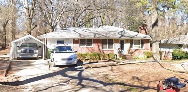 477 Pegg Road SW, Atlanta, GA 30315 (MLS #6943449) :: North Atlanta Home Team
