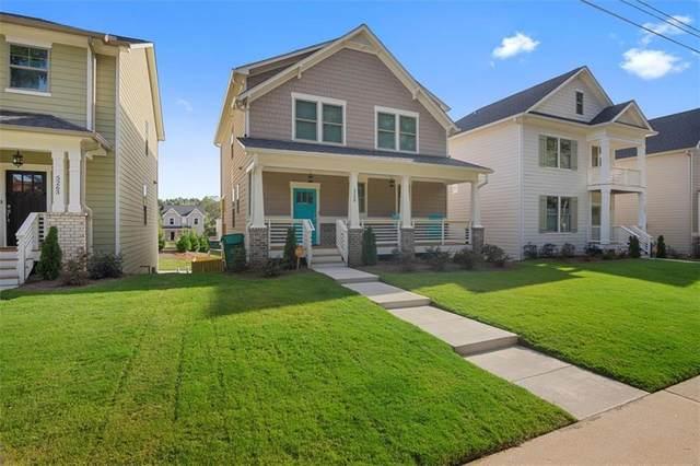 5259 Cloud Street, Stone Mountain, GA 30083 (MLS #6943460) :: North Atlanta Home Team