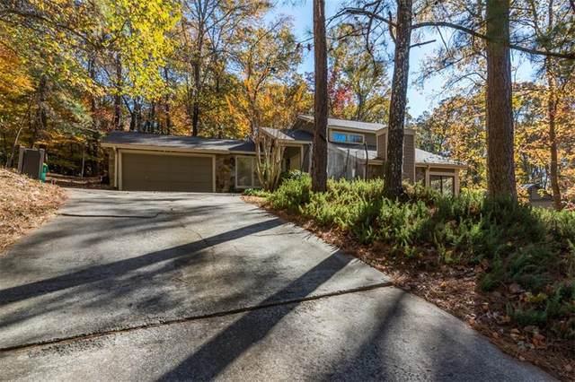 4420 Wood Creek Drive, Marietta, GA 30062 (MLS #6943461) :: Scott Fine Homes at Keller Williams First Atlanta
