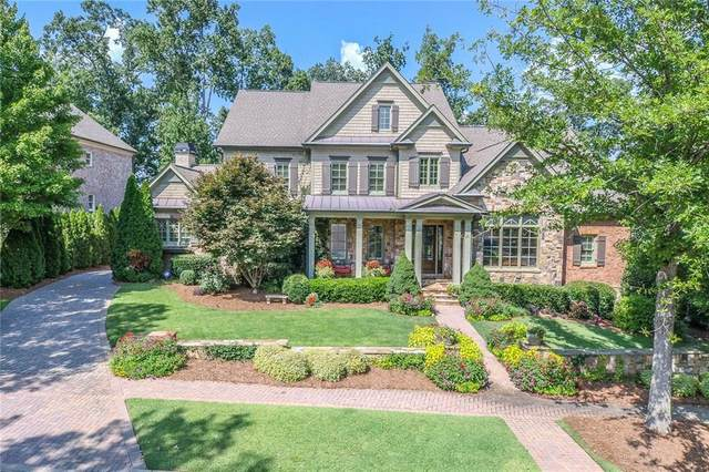 5474 Heyward Square Place, Marietta, GA 30068 (MLS #6943466) :: Kennesaw Life Real Estate