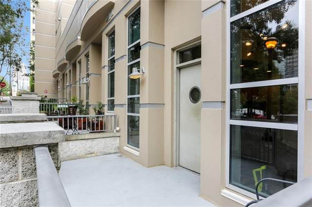 860 Peachtree Street NE #105, Atlanta, GA 30308 (MLS #6943467) :: North Atlanta Home Team