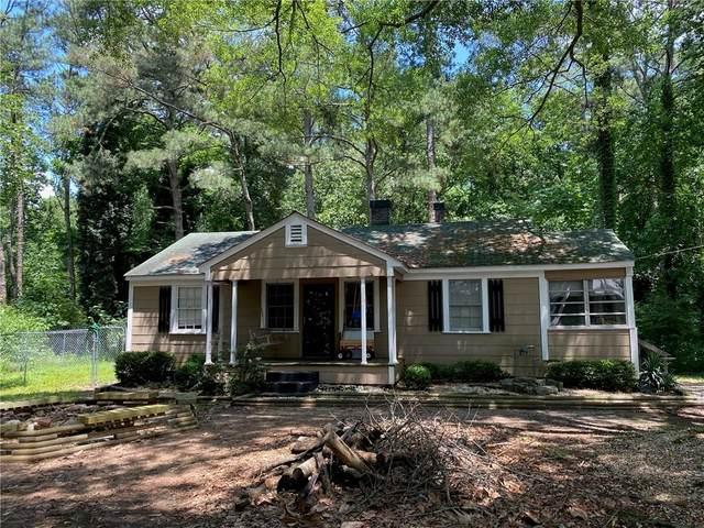 1970 Addison Road NE, Marietta, GA 30066 (MLS #6943472) :: North Atlanta Home Team