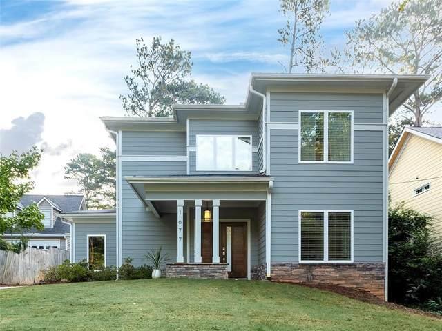 1677 Beacon Hill Boulevard NE, Atlanta, GA 30329 (MLS #6943483) :: Path & Post Real Estate