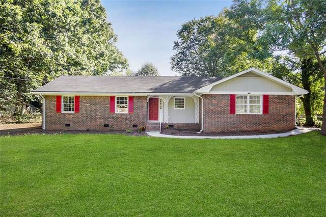 1756 Hickory Street SE, Conyers, GA 30013 (MLS #6943487) :: North Atlanta Home Team