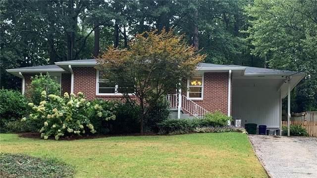 1010 Willivee Drive, Decatur, GA 30033 (MLS #6943489) :: Evolve Property Group