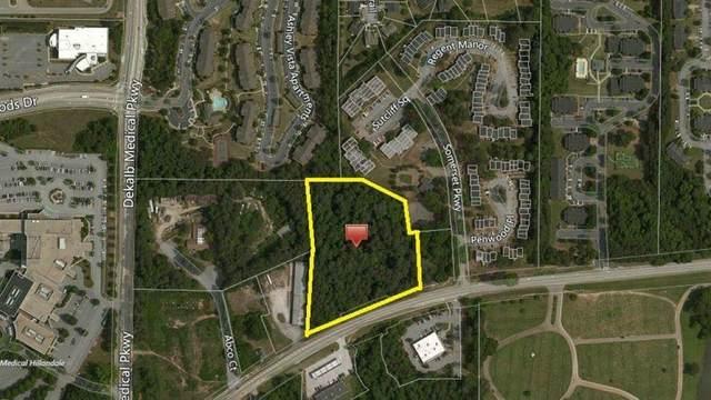 6068 Hillandale, Lithonia, GA 30058 (MLS #6943525) :: Path & Post Real Estate