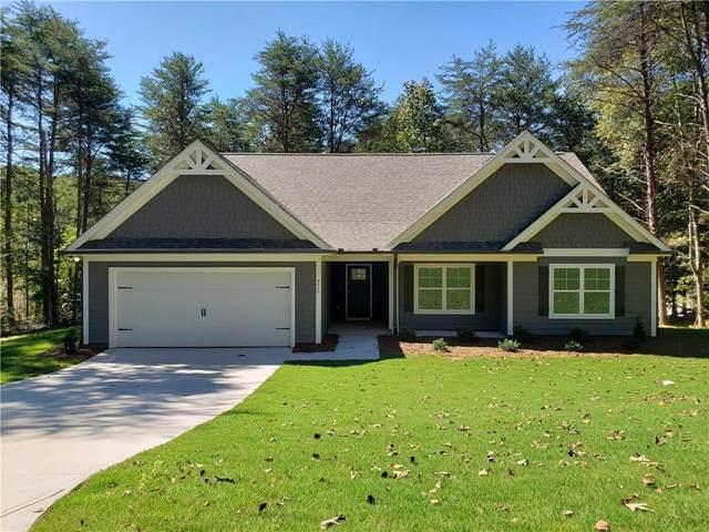 4622 Chestatee Heights Road, Gainesville, GA 30506 (MLS #6943552) :: Atlanta Communities Real Estate Brokerage