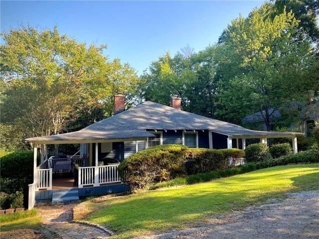 2875 Parrott Avenue NW, Atlanta, GA 30318 (MLS #6943564) :: Path & Post Real Estate