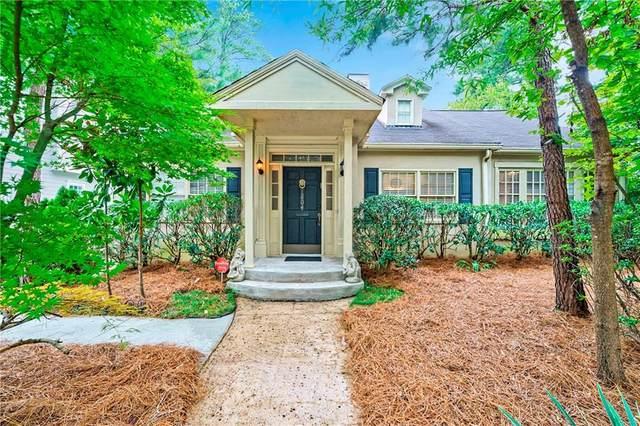 1804 Monroe Drive NE, Atlanta, GA 30324 (MLS #6943580) :: Atlanta Communities Real Estate Brokerage
