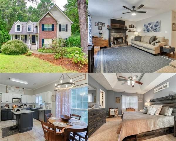 245 Bartlett Drive, Sharpsburg, GA 30277 (MLS #6943594) :: Path & Post Real Estate