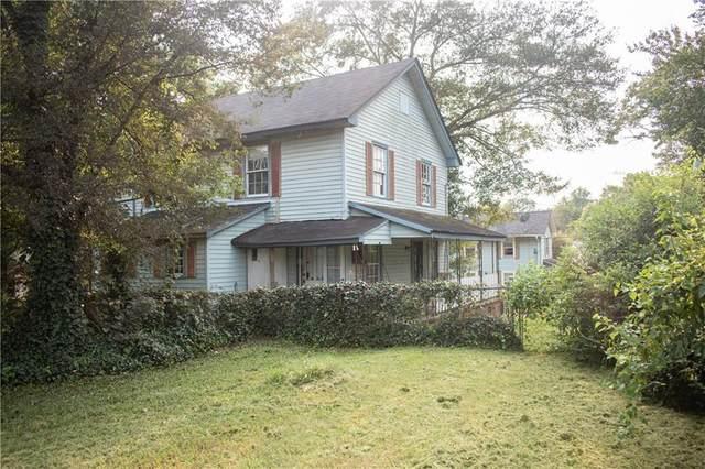 123 Avenue D SE, Lindale, GA 30147 (MLS #6943602) :: Atlanta Communities Real Estate Brokerage