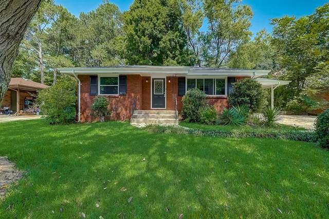 871 Lake Court SE, Smyrna, GA 30082 (MLS #6943606) :: North Atlanta Home Team