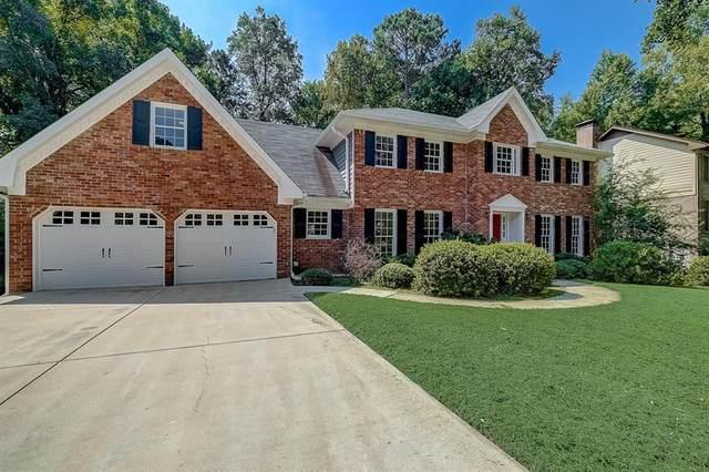 4330 Revere Circle, Marietta, GA 30062 (MLS #6943628) :: The Hinsons - Mike Hinson & Harriet Hinson