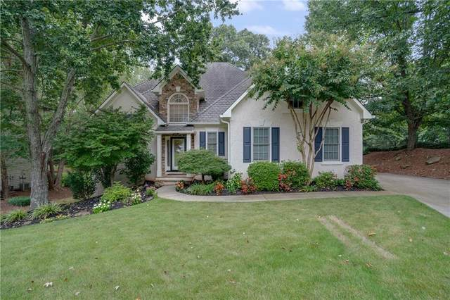 4510 Sutton Lane, Suwanee, GA 30024 (MLS #6943631) :: North Atlanta Home Team