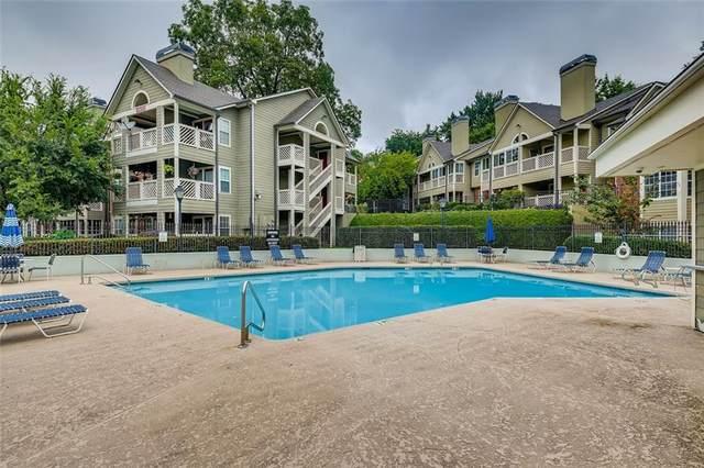 412 Mcgill Place NE #412, Atlanta, GA 30312 (MLS #6943635) :: Virtual Properties Realty