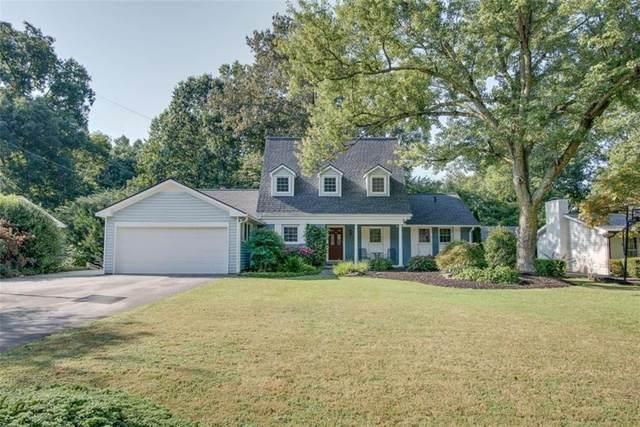 1557 Runnymeade Road NE, Brookhaven, GA 30319 (MLS #6943638) :: AlpharettaZen Expert Home Advisors